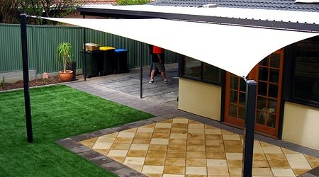 how to select the best shade sail for you home