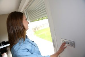 Welcome Natural Light and Cohesive Insulation with Motorized Roller Blinds